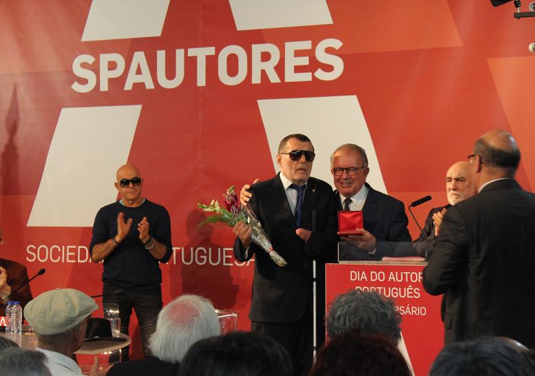 ADFA recebe Medalha de Honra da Sociedade Portuguesa de Autores